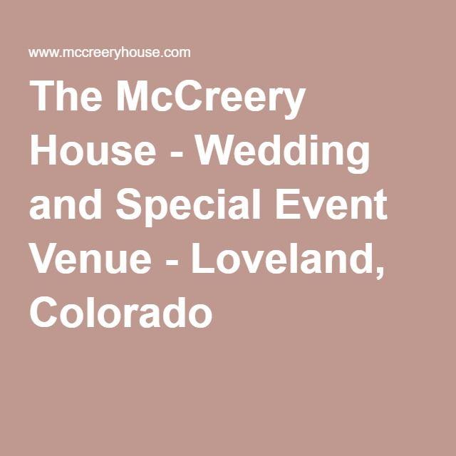 The McCreery House