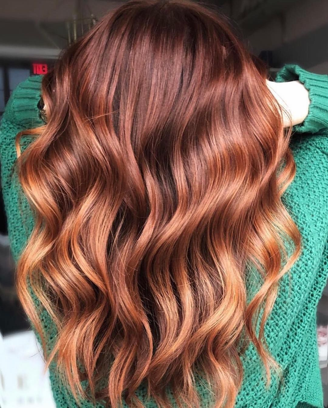 Our 10 Most-Liked Posts from Instagram this Week #copperbalayage