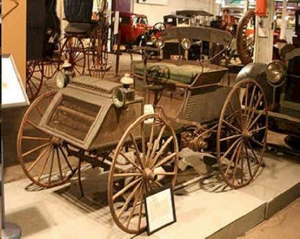 1868 Fleetwood Stean Car