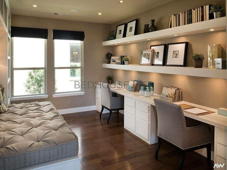 Love this for a visitor room. #homeofficeGuestRoom images