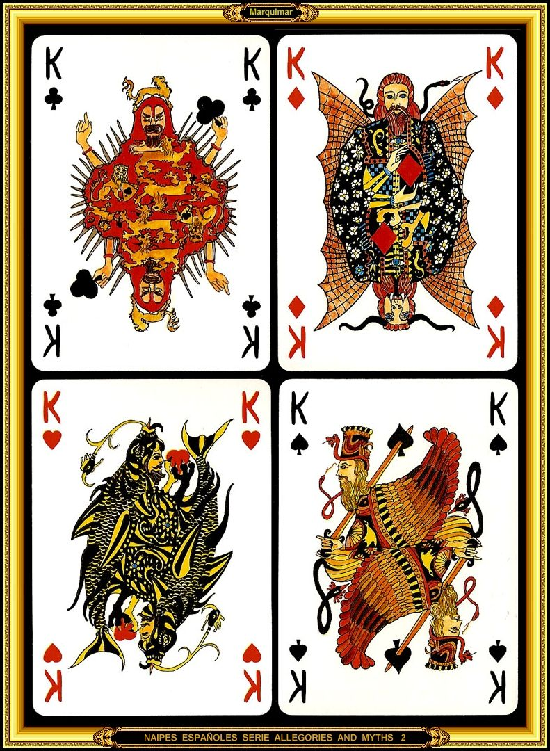 Naipes - Playing cards