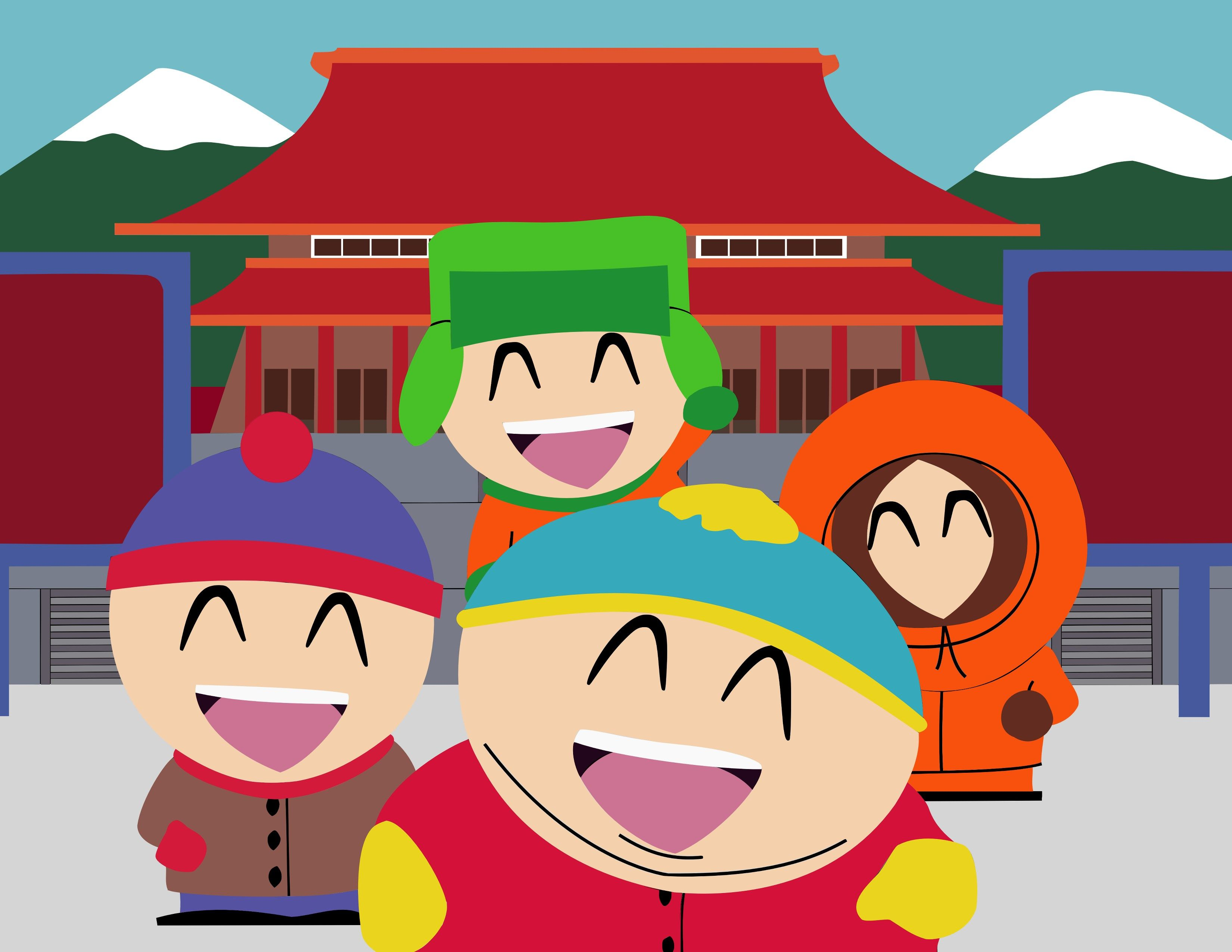 3300x2550 Px South Park Wallpaper For Mac By Zola Fairy