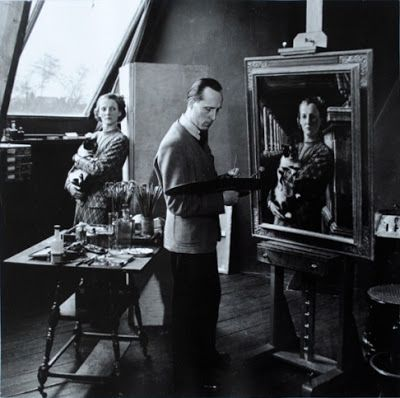 """Albert Carel Willink (7 March 1900 – 19 October 1983) was a well known Dutch painter who called his style of Magic realism """"imaginary realism"""". Willink was born in Amsterdam, the eldest son of the mechanic Jan Willink and Wilhelmina Altes. His father was an amateur artist who encouraged his son to paint."""