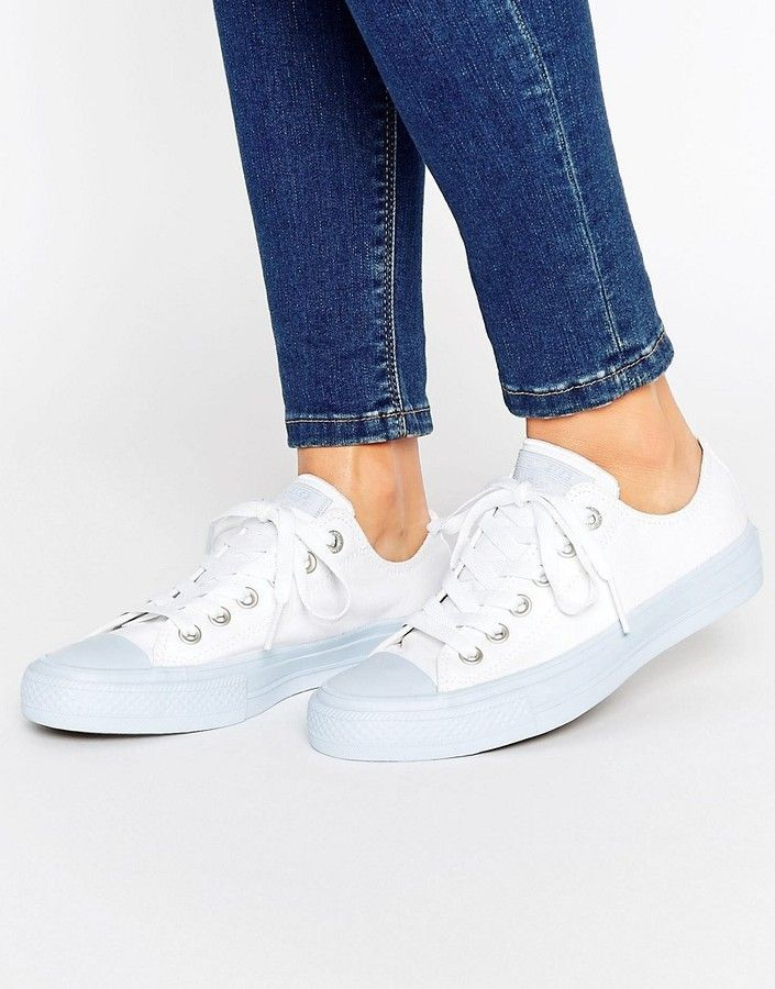 e648c77e6bbcbe Converse Chuck Ii Ox Sneakers With Pastel Mid Sole
