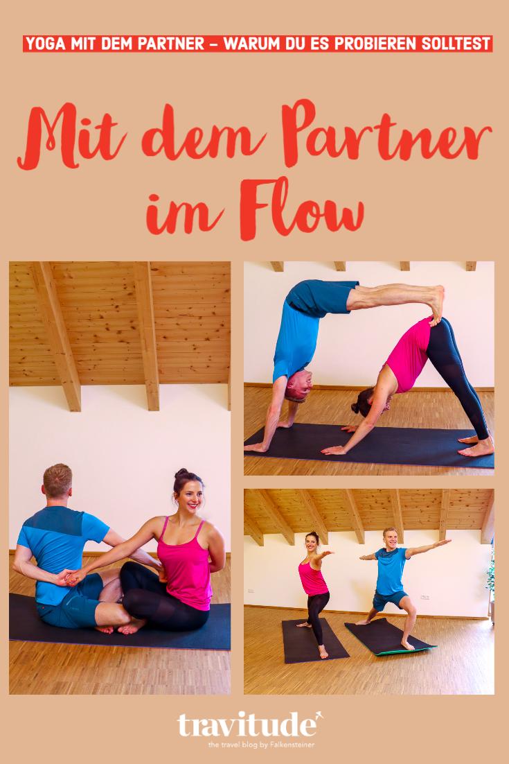 Yoga als Paar - Gemeinsam mit dem Partner im Flow