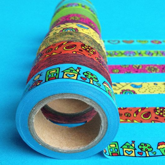 Like this washi tape