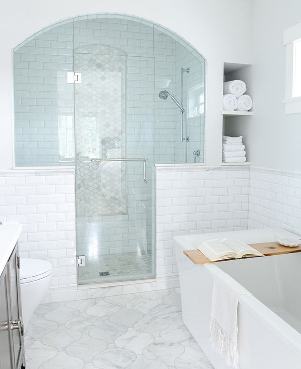 28 Spa-Like Bathrooms That Invite Relaxation | Tranquil bathroom ...