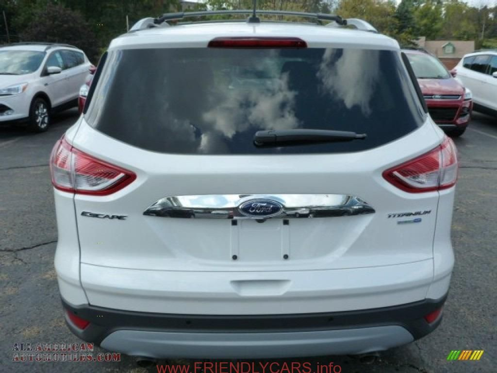 Cool ford escape 2011 white car images hd 2014 ford escape titanium 20l ecoboost 4wd in
