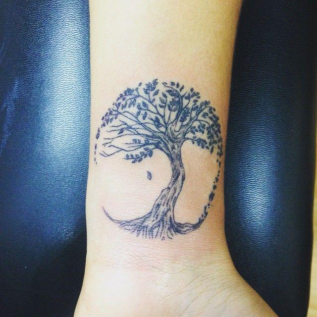 Arbol De La Vida The Tree Of Life 3 Tree Tattoo Small Life Tattoos Family Tree Tattoo