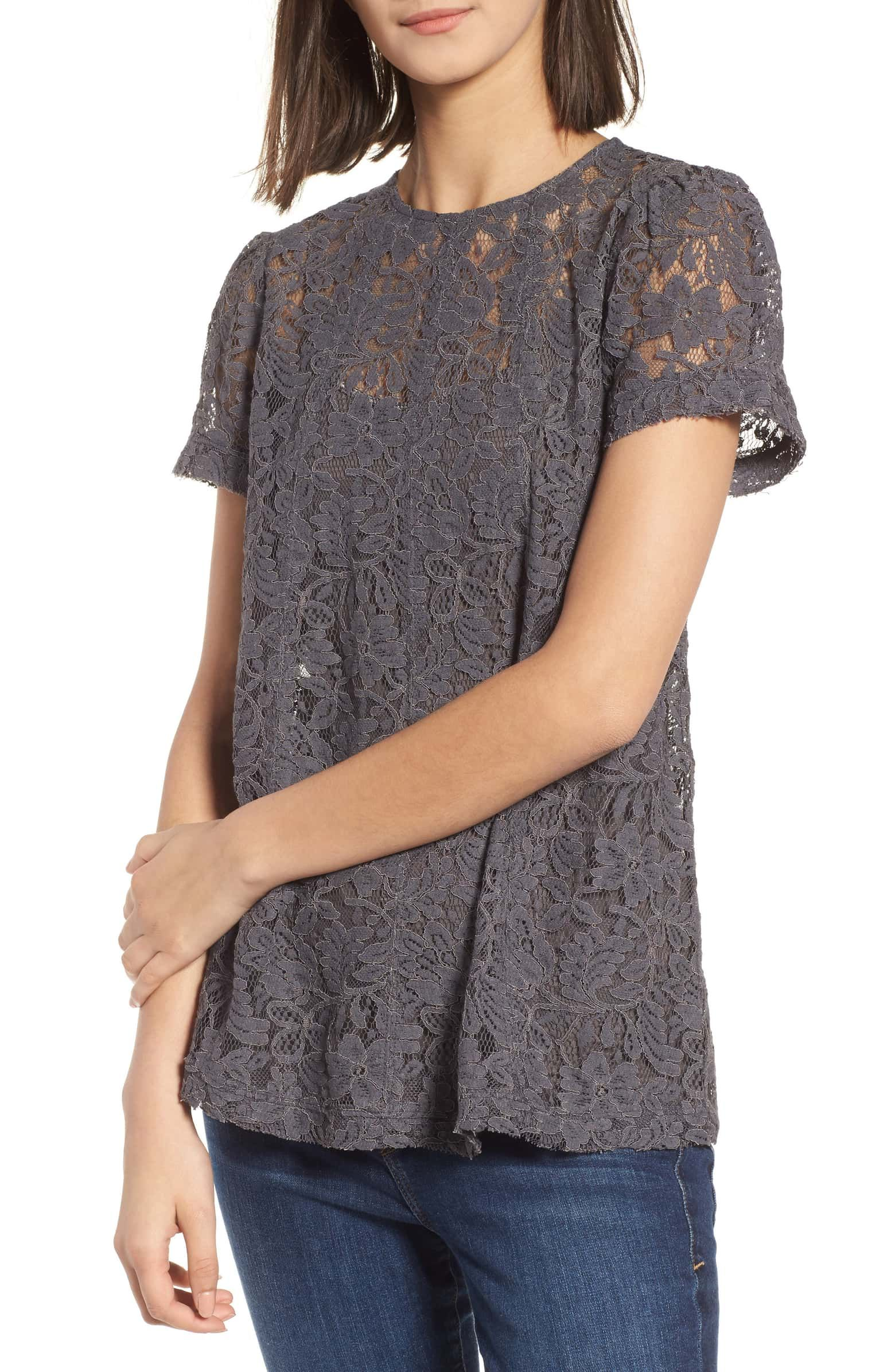 aeb652e8a406 Lace Top