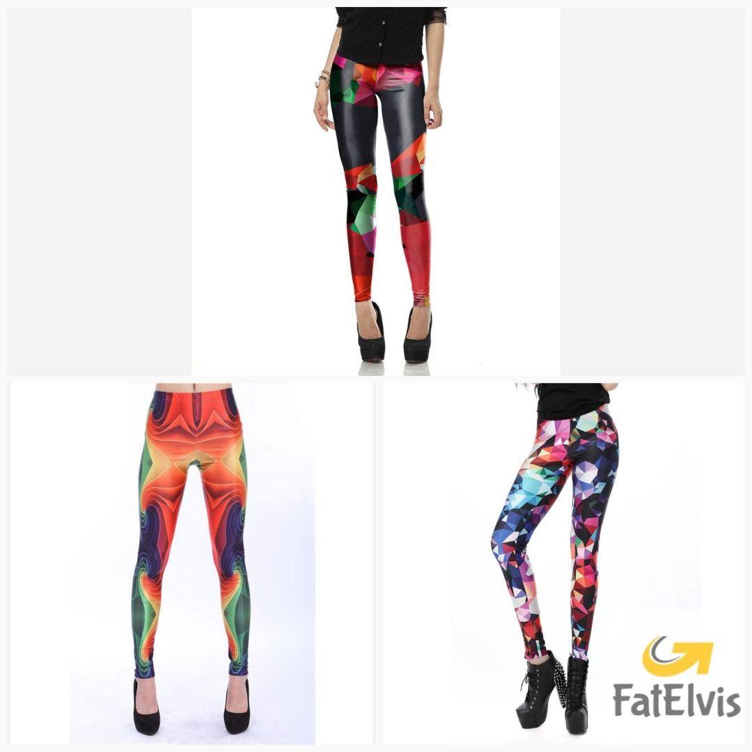 2cba098cbca5c7 NADANBAO wholelsales New Fashion Women leggings 3D Printed color legins Ray  fluorescence leggins pant legging for Woman #men #swim #gifts #wedding ...
