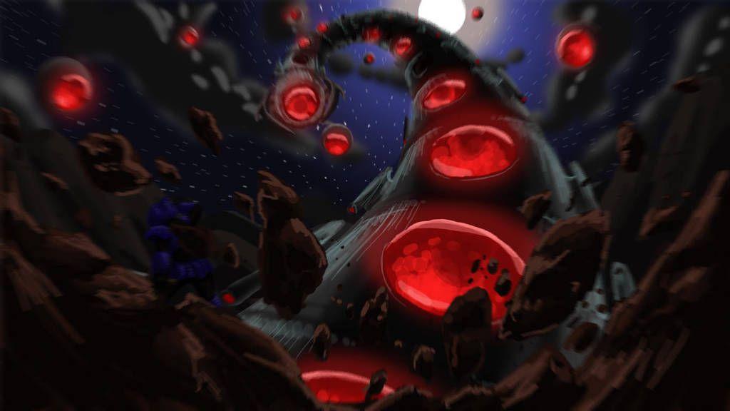 Destroyer Of Worlds By Tsukuyomaru Terraria Art Terrarium