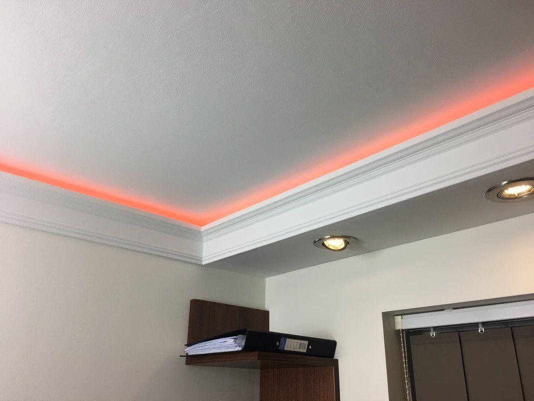 Xps Coving Led Lighting Cornice Bgx12 In 2020 Led Lighting Bedroom Cove Lighting Ceiling Led Living Room Lights