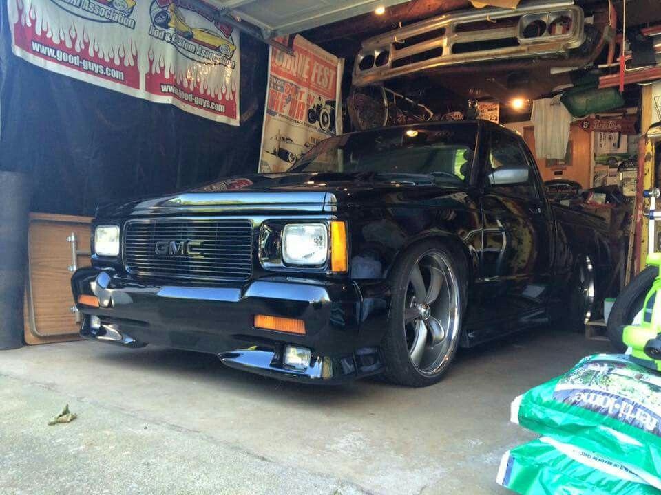Sonoma GT | GMC Sy/Ty's | Pickup trucks, Classic chevy trucks, S10 truck