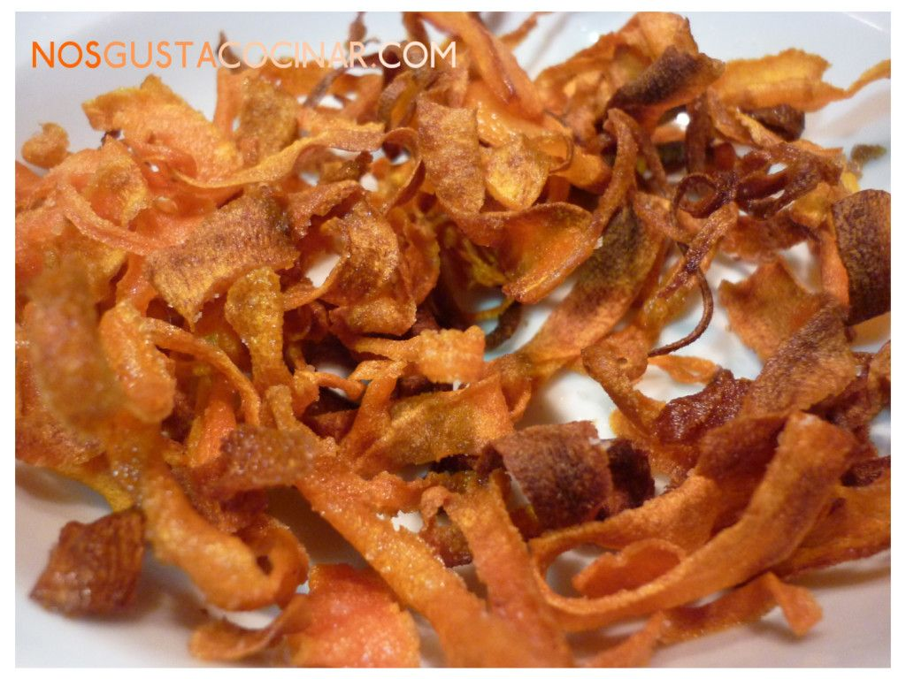 Chips De Zanahoria Recetas De Cocina Zanahoria Recetas De Comida Las zanahorias están presentes en diversos formatos, tanto en recetas, como en otras preparaciones de uso cosmético. chips de zanahoria recetas de cocina