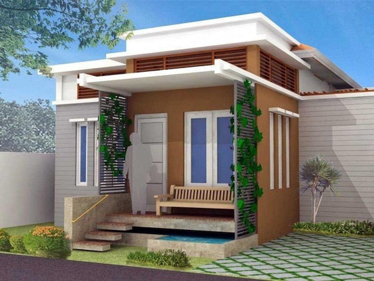 Desain Teras Rumah Yang Bagus Minimalist House Design House Designs Exterior Terrace House