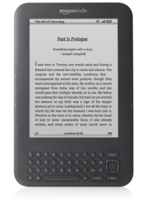 Borrow eBooks on your Kindle Keyboard, Wi-Fi and Paperwhite