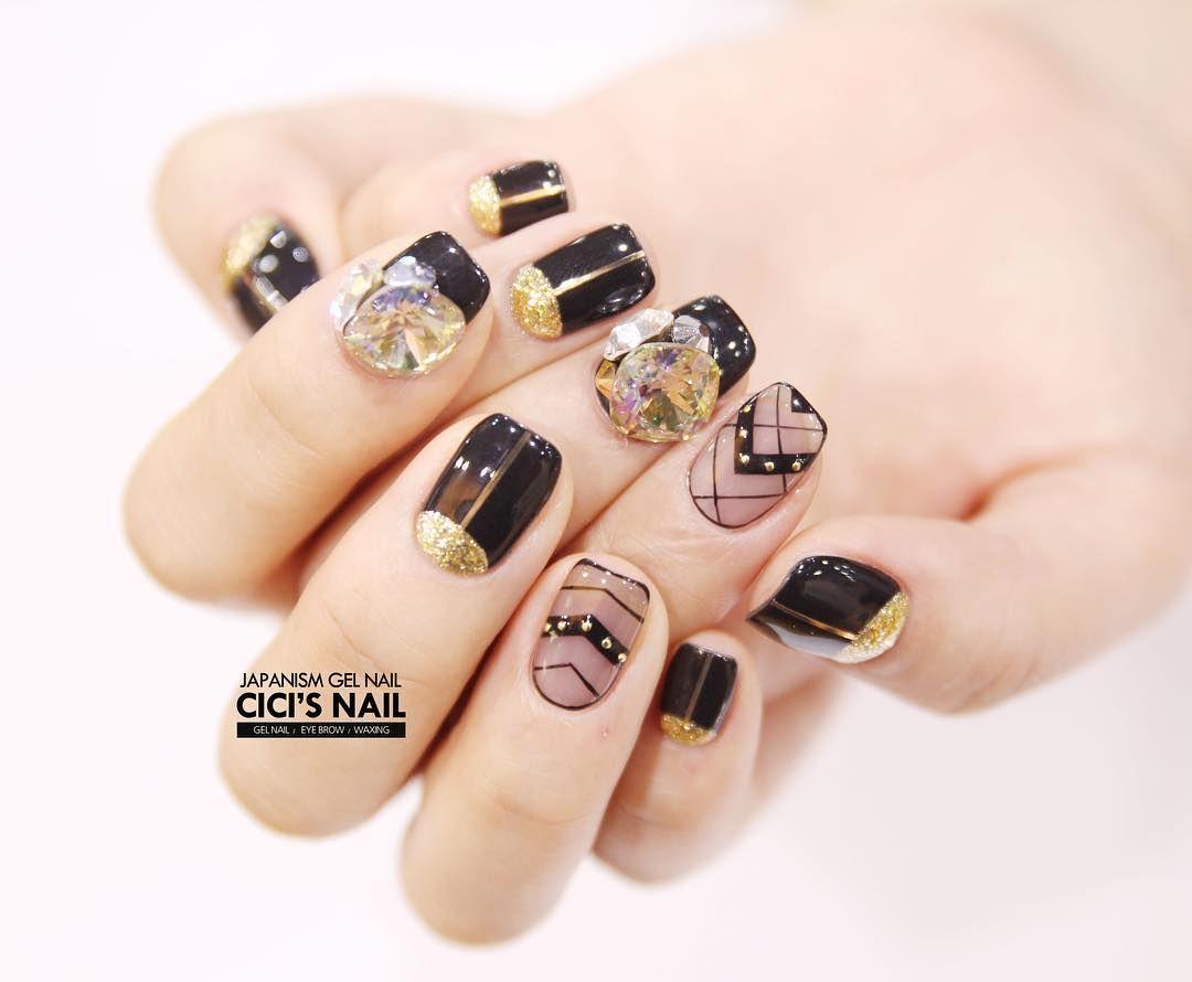 Pin by A. Moy on Cici\'s Nail | Pinterest | Beautiful nail art ...