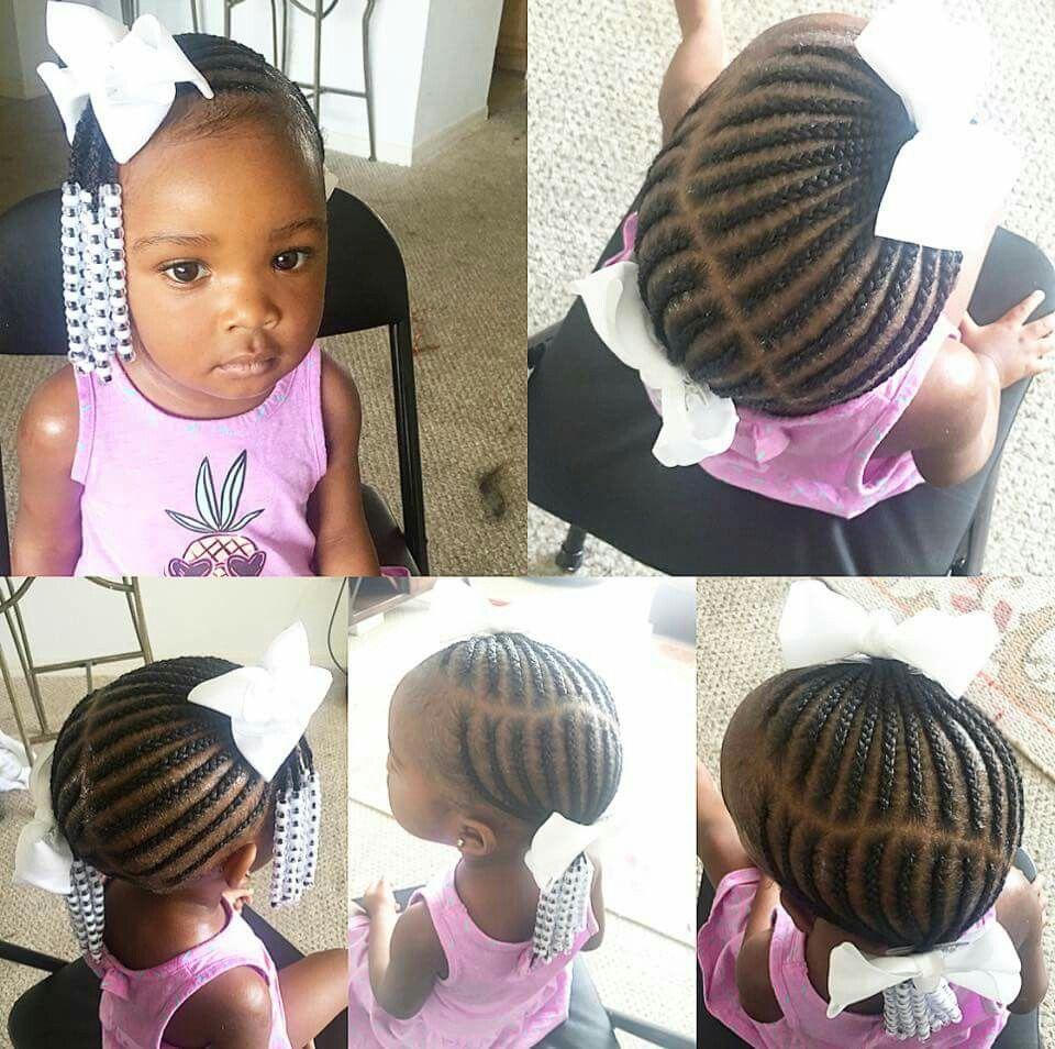Pin By Ebonee Davis On Hairstyles For Little Girls Little Girl Braid Styles Toddler Hairstyles Girl Kids Hairstyles