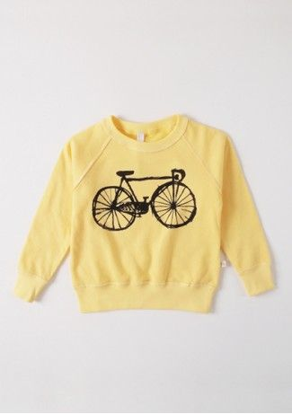 sweat shirt LS Bici