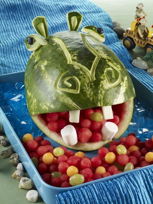 Carvings - Watermelon Board