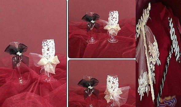 ناهد حسين تعتمد على التحديث في تصميم إكسسوارات الزفاف
