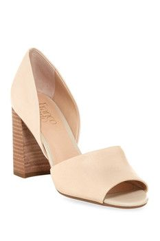 ae098a5e175 Franco Sarto Emma d Orsay Pump - Wide Width Available