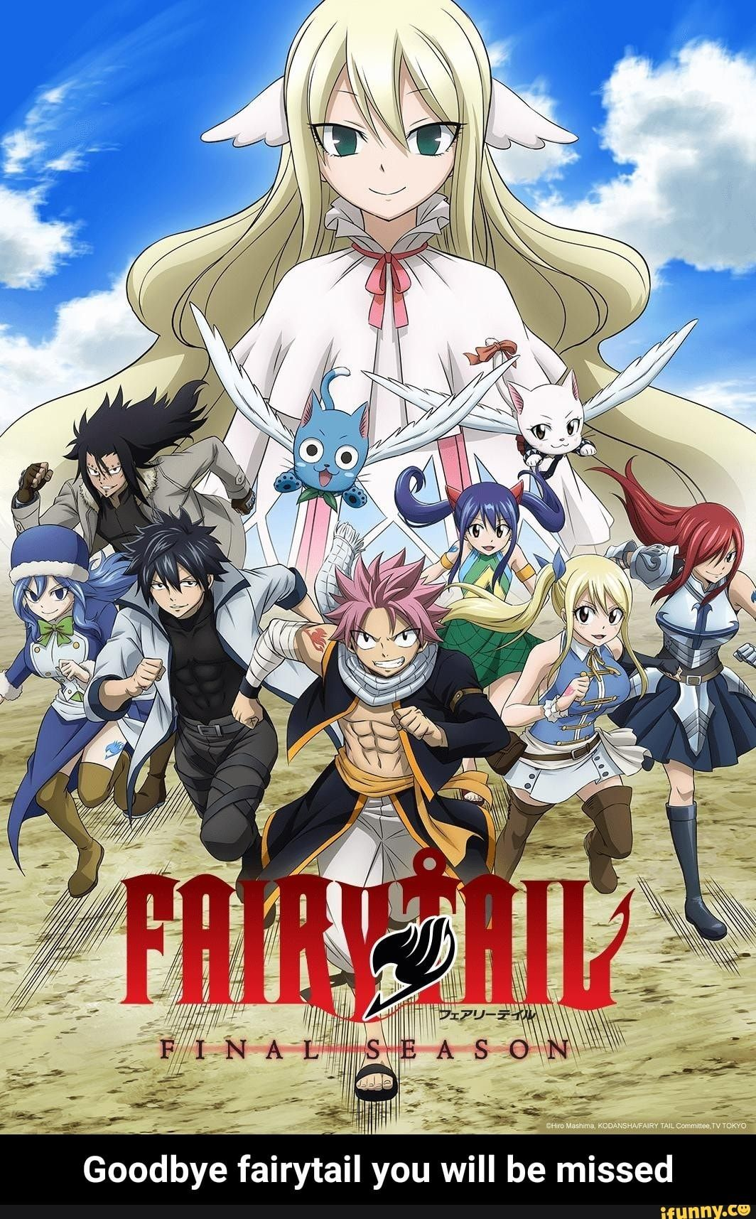 Fairy Tail Vf Streaming : fairy, streaming, Goodbye, Fairytail, Missed, IFunny, Fairy, Anime,