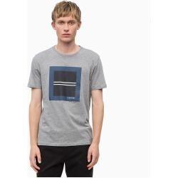 Calvin Klein Grafik-Print-T-Shirt S Calvin Klein