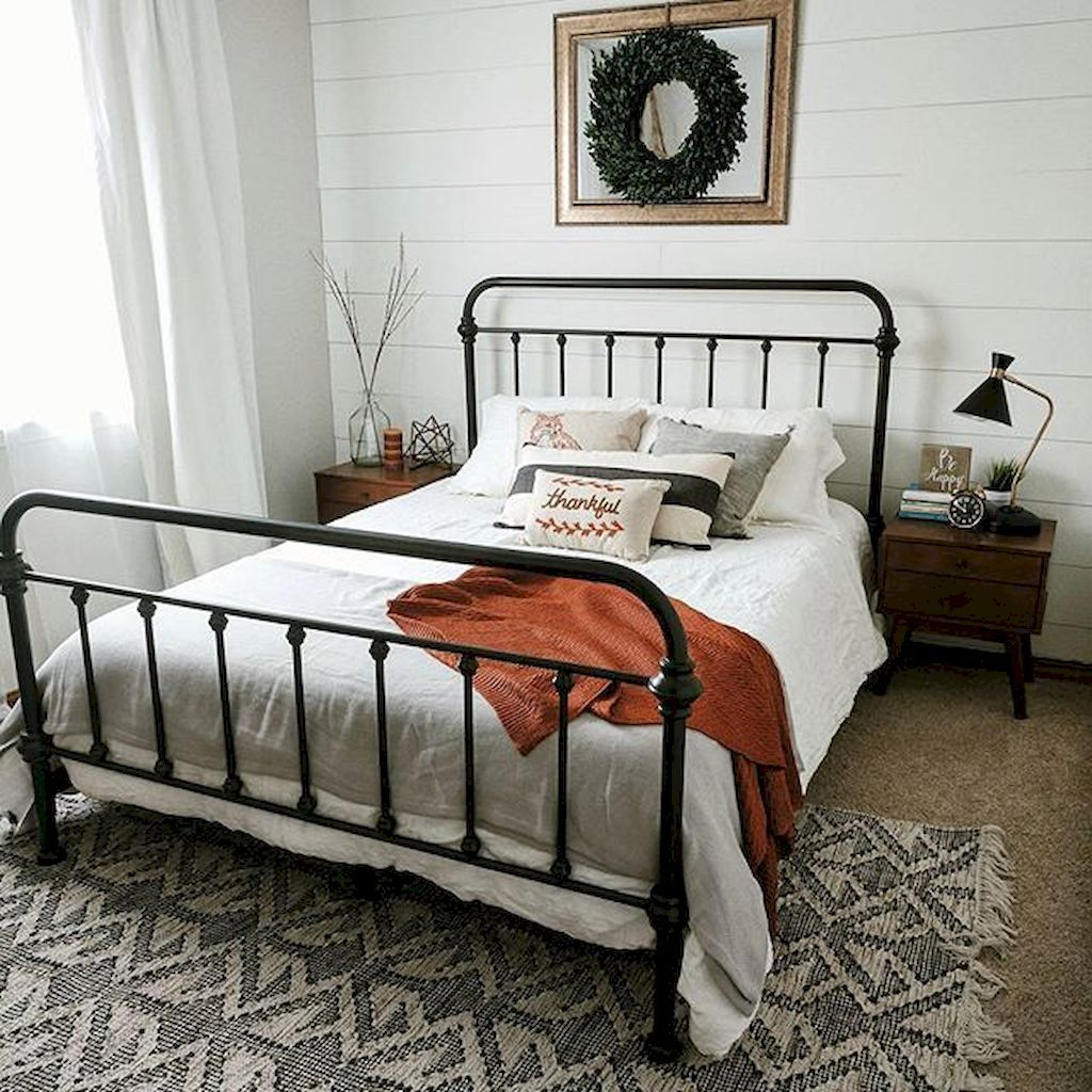 Best 90 Modern Bedroom For Farmhouse Design Ideas With Images 640 x 480