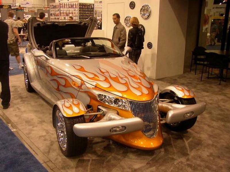Amazing Car Paintings Art