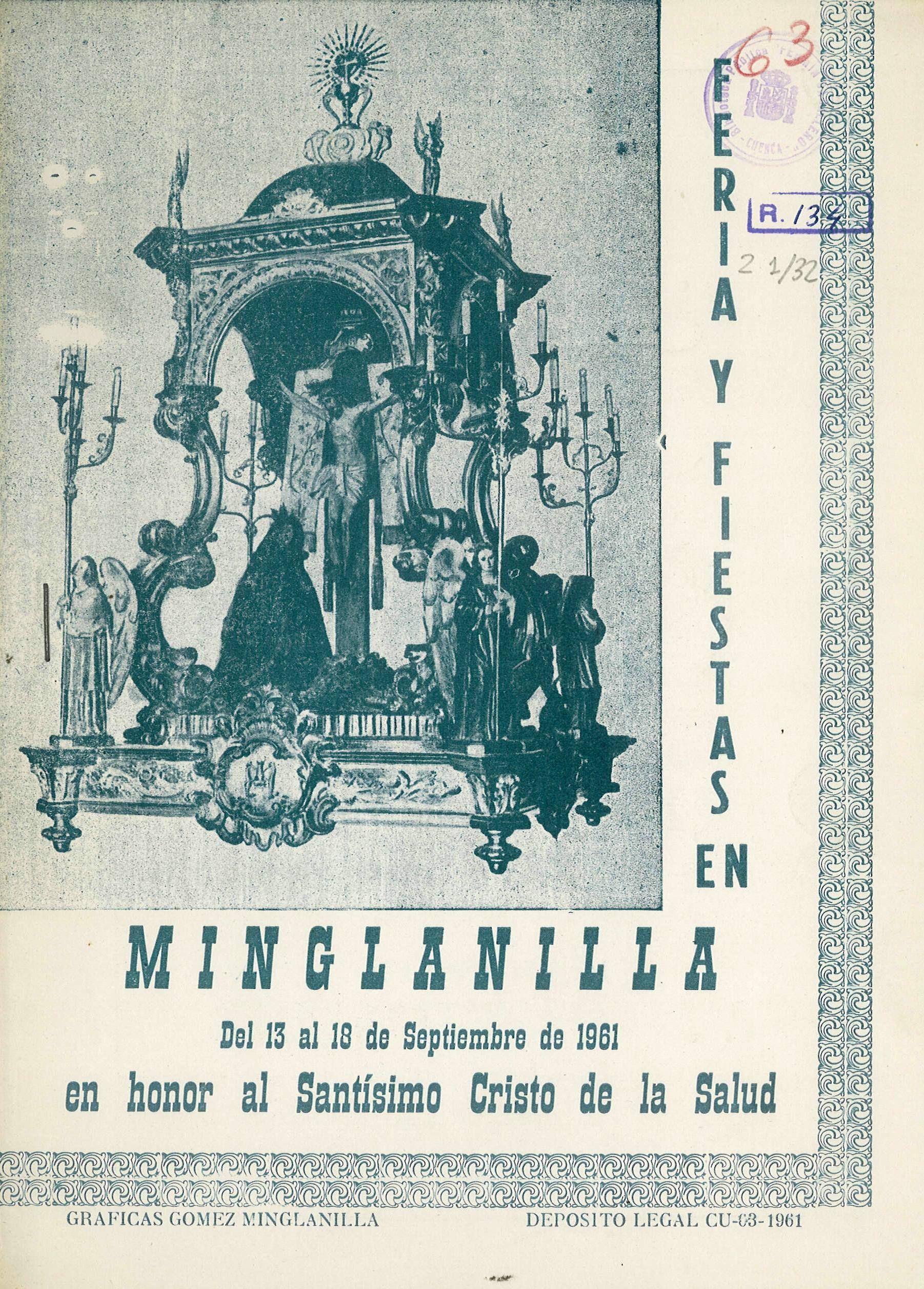 Fiestas en Minglanilla (Cuenca) en honor del Cristo de la Salud del 13 al 18 de septiembre de 1961 Carreras de burros con la albarda suelta y el jinete al revés #Fiestaspopulares #Minglanilla #Cuenca