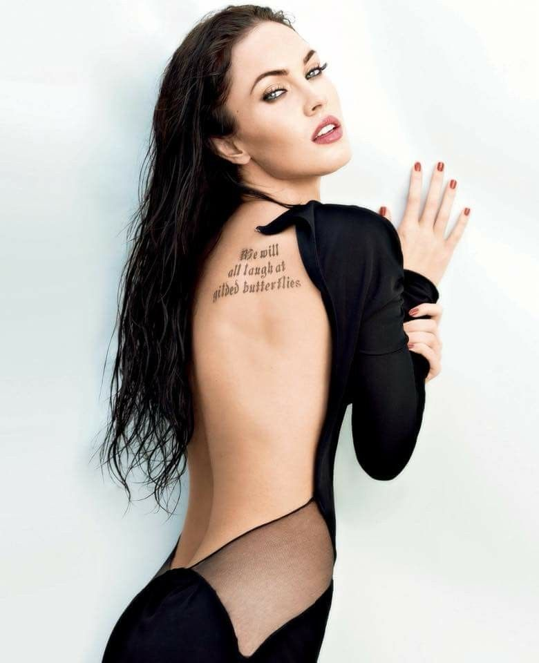 e0ca4005f Megan Fox | Megan Fox | Megan fox hot, Megan fox tattoo, Megan fox ...