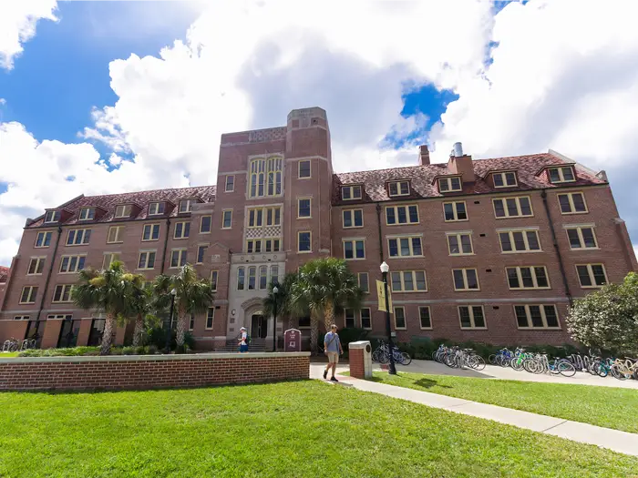 Here's what college professors get paid at the 50 best