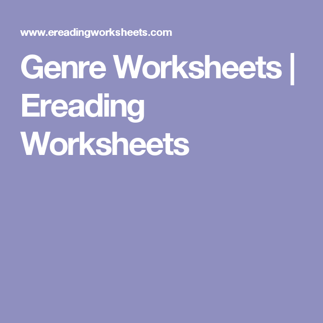 Genre Worksheets Ereading Worksheets Worksheets Irony Reading Worksheets Nonfiction reading comprehension test ereading worksheet view answers koko | nonfiction reading test what would animals say if they could speak? pinterest