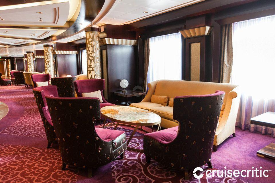 Ensemble Lounge On Celebrity Equinox Celebrity Equinox Cruise