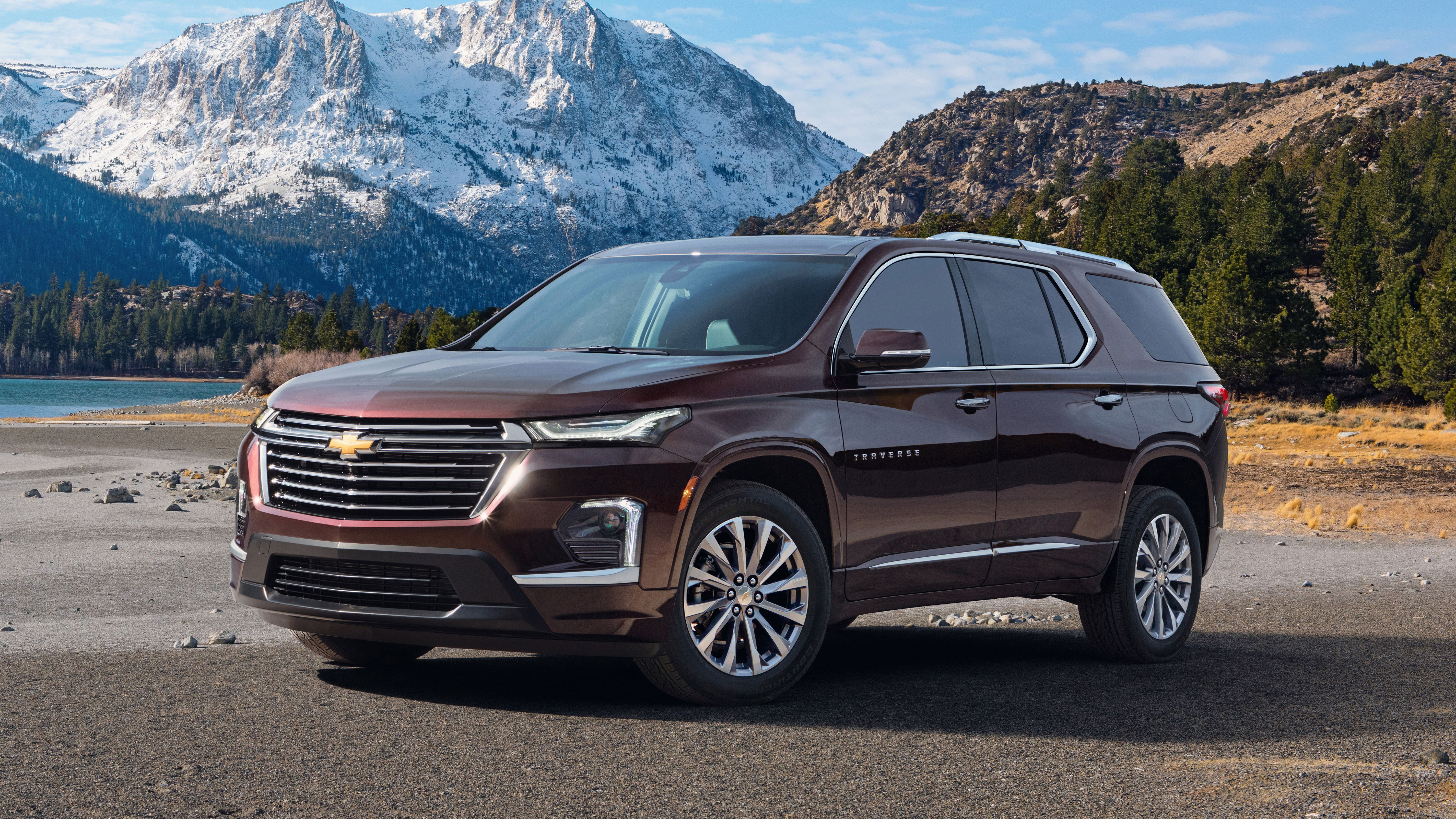 2021 Chevy Traverse Debuts With Minimal Changes But Better Styling In 2020 Chevrolet Traverse Chevrolet Chevy