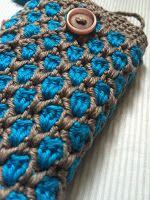 Wollcraft Handytasche Crochet Other Pinterest Häkeln