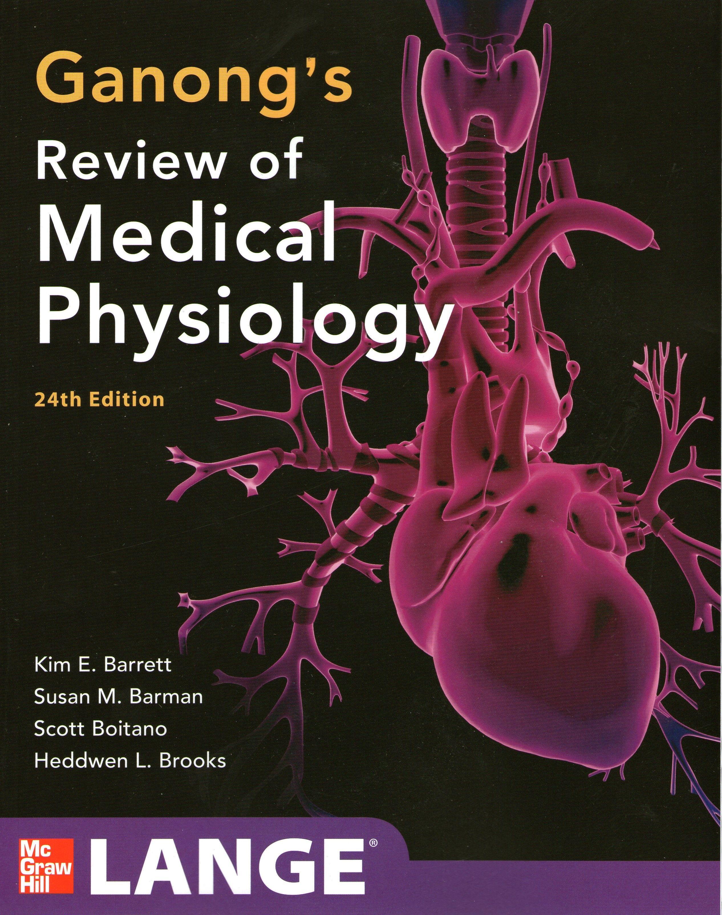 Fisiología médica / Ganong ; Kim E. Barrett... [et al.] | Medicina ...