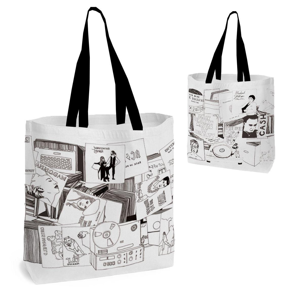 Vinyl Tote Bags With Handles