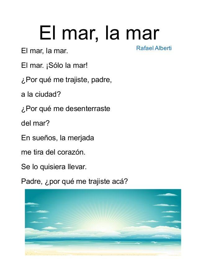 Poemas Para Niños De Primaria Poemas Para Niños Poemas Infantiles Poemas
