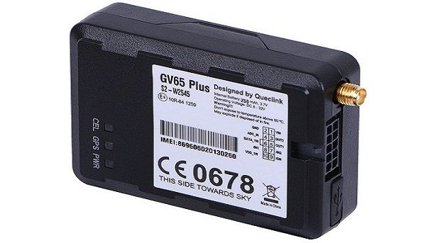 Queclink gv65 VehicleTrackingManufacturers
