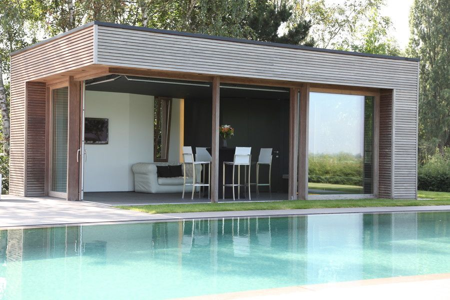 poolhouse kies uit cottage en moderne poolhouses op maat. Black Bedroom Furniture Sets. Home Design Ideas