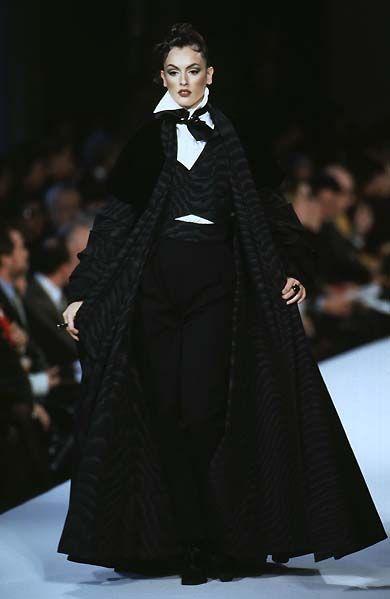 1996 97 Montana Show Helena Barquilla Fashion French Fashion Designers 1990s Fashion