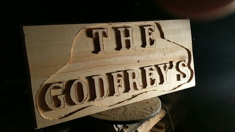 I just finished free hand carving all the letters on this customer's order. I will be sanding, as well as sealing for weather protection.  Afterwards, I will stain the wood and apply a high gloss shine. I would enjoy doing something for your home.