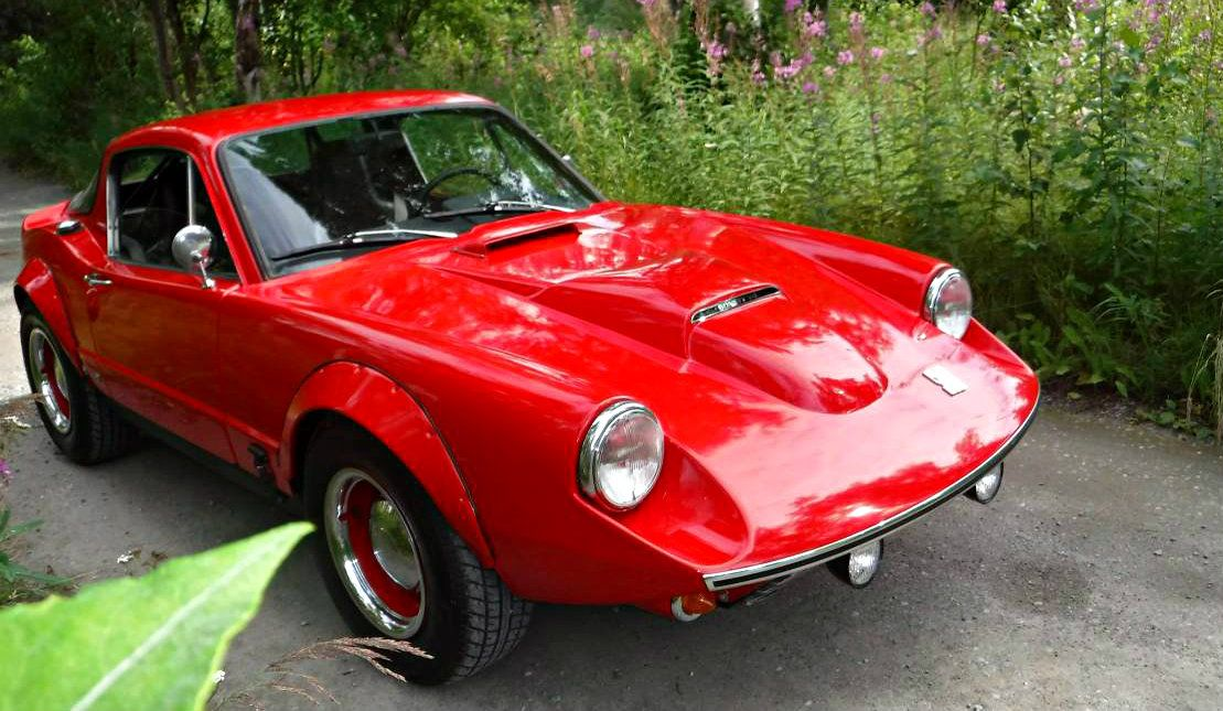 Saab Sonett Ii V4 Automobiles T Cars Dream Cars And