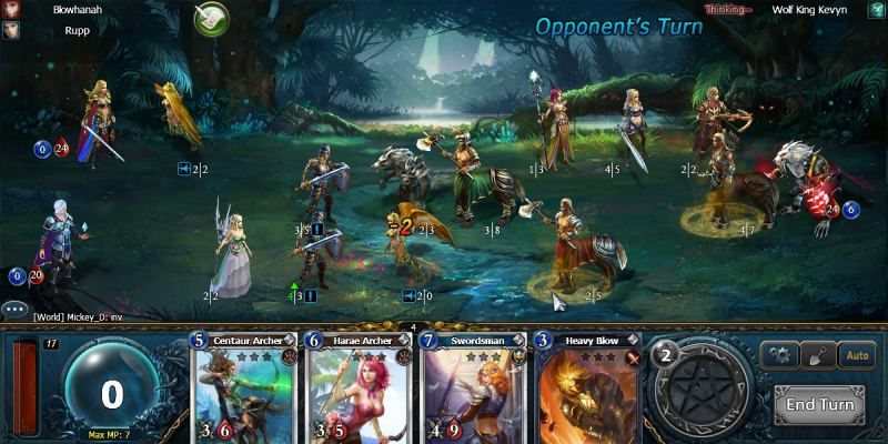 Age Of Magic Ccg Collectible Cards Mmo Games Mmo