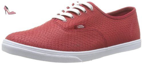 vans authentic sneakers mixte