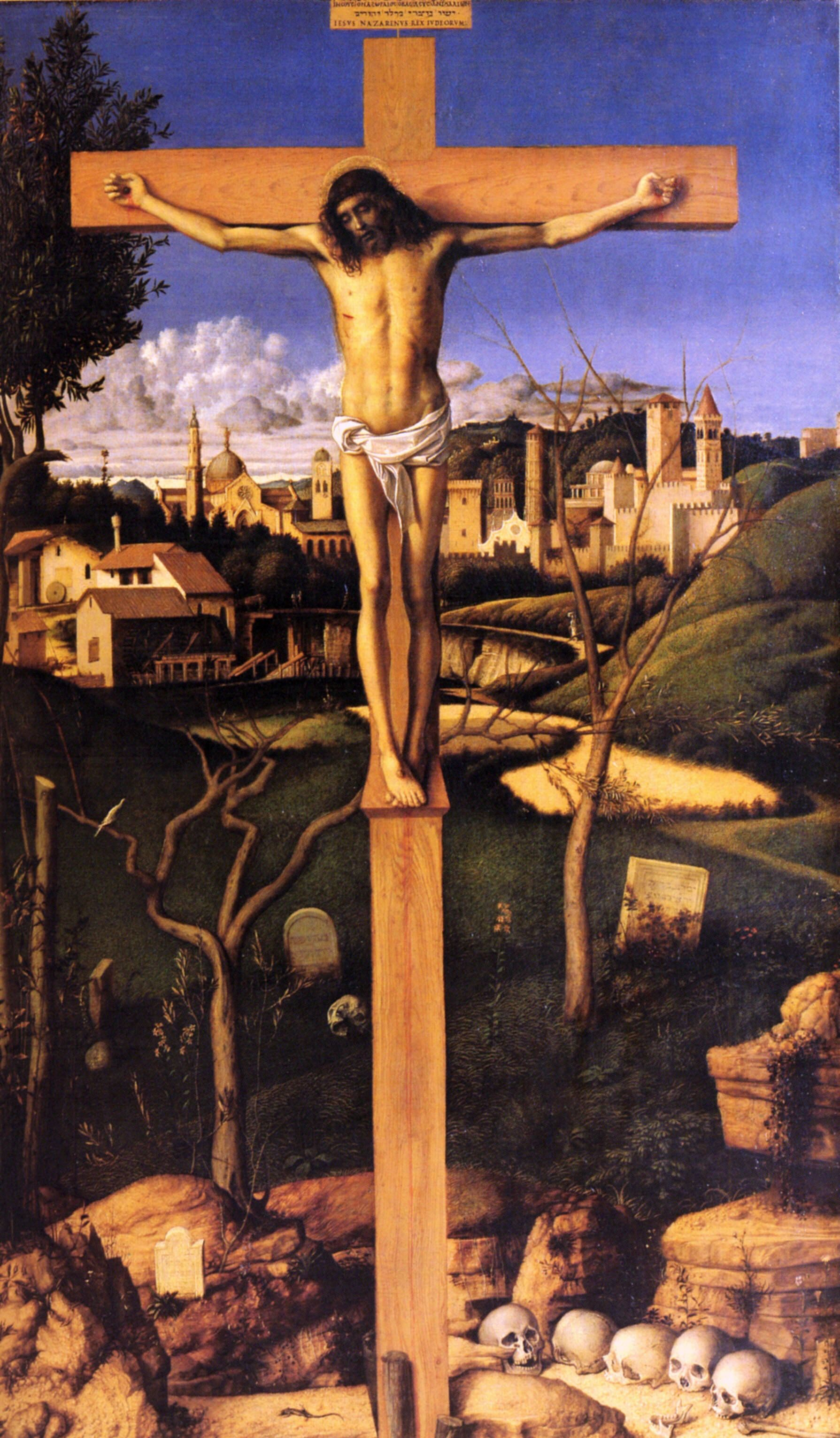 giovanni bellini the crucifixion paintings i like pinterest