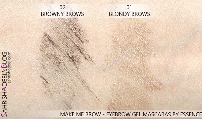 Wow Brow Gel by e.l.f. #10